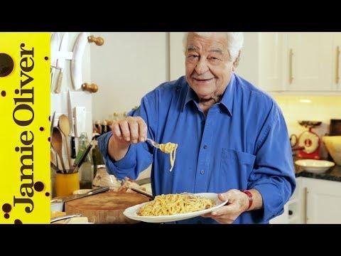 Real Spaghetti Carbonara | Antonio Carluccio