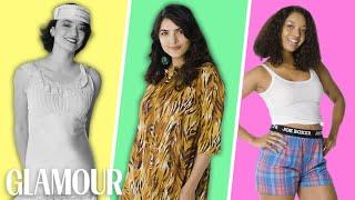 100 Years of Pajamas   Glamour