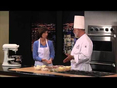LCCC Cooking Classic Italian Easter Pie