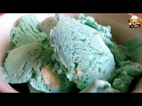 HOW TO MAKE COTTON CANDY ICE CREAM