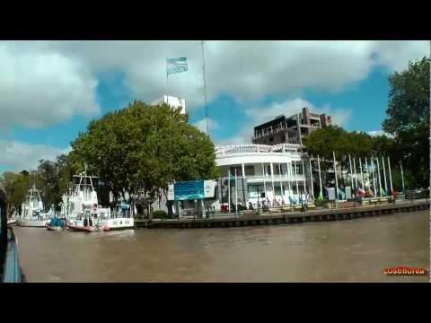Argentina - Delta El Tigre - South America part 38 - Travel Video HD