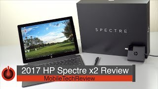 Download HP Spectre x2 Review (2017) - the More Affordable Surface Pro Video