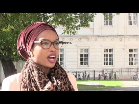 Aziza shares her advice for applying to UCL
