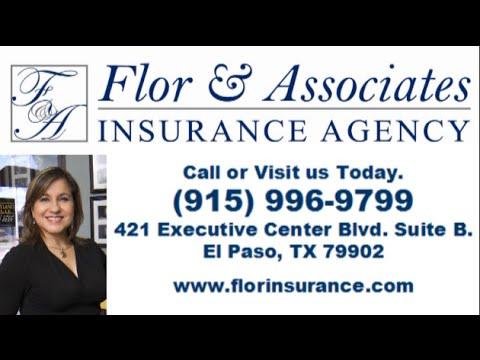 The Best Insurance Agent in El Paso, TX-Flor & Associates Insurance Agency
