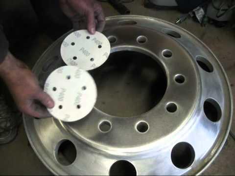 How To Polish Aluminum Rims