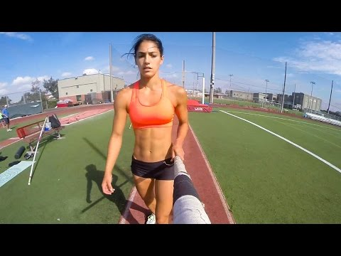 GoPro: Pole Vaulting with Allison Stokke