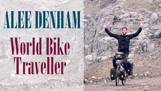 Do You Prefer A Bikepacking Or Bike Touring Set Up? Interview with Alee Denham (CyclingAbout)