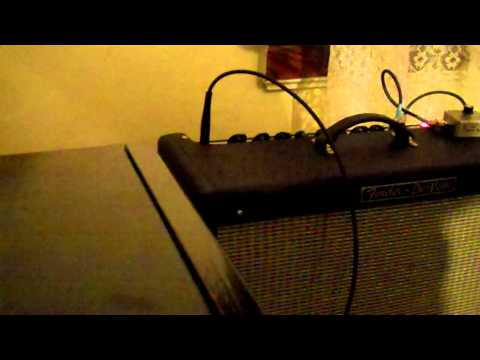 Volume pot box attenuator sound controller for hot rod amps and high watt amplifiers