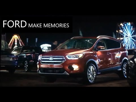 Ford Escape 2017 Commercial - Make Memories