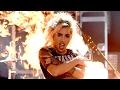 Lady Gaga Rockeó en los Grammys 2017 con Metallica!