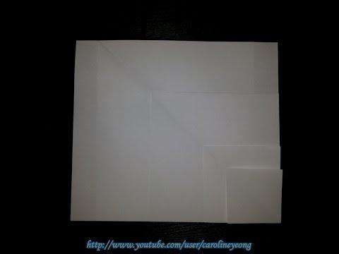 【CYS教程】折纸~圣诞树の一