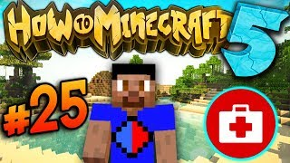 RESCUING OUR GEAR? - How To Minecraft S5 #25