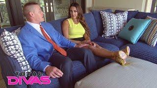 Nikki Bella and John Cena discuss the