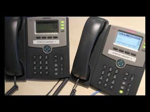 Cisco SPA504G Handsets - How to call forward always to voicemail