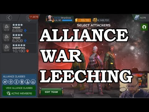 Tier 1 Alliance War Guide: How to Leech | Marvel Contest of Champions