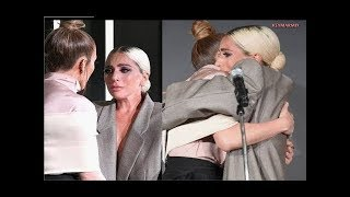 Lady Gaga, Jennifer Lopez - Emotional Speech on Surviving Sexual Assault and Mental Health