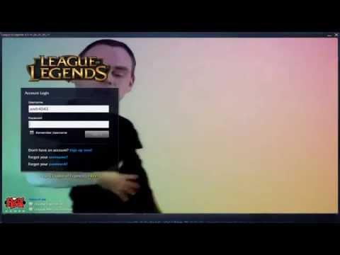Dance Master Phreak - Custom Login Screen League of Legends