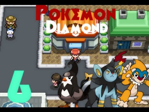 Pokemon Diamond Walkthrough | Part 6 | Hearthome City!