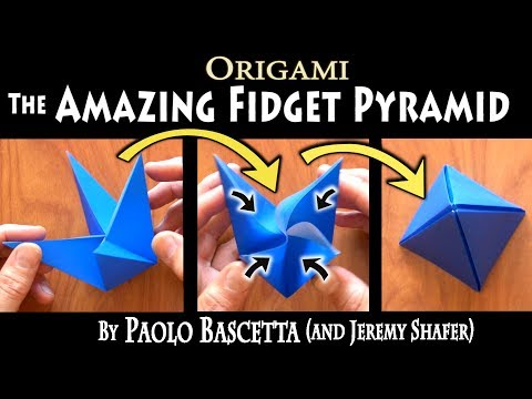 The Amazing Fidget Pyramid! (Paolo Bascetta)