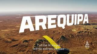 ناصر العطية - الطريق إلى داكار 2018 - 1