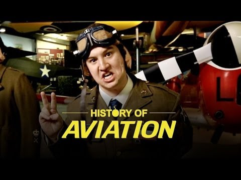 History of Aviation (in One Take) | History Bombs