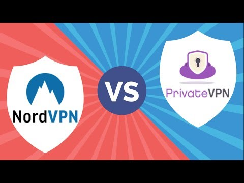 VPN Comparison - NordVPN vs. PrivateVPN: Which one is better?
