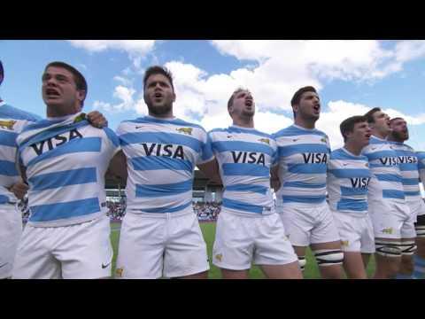 Argentina U20s show HUGE passion during anthem!