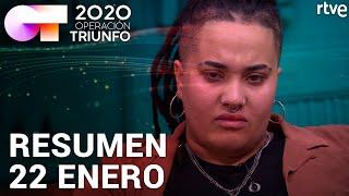 RESUMEN DIARIO OT 2020 | 22 ENERO
