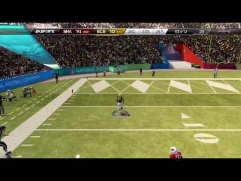 Madden 25 Ultimate: Joe Montana Rushes For 100+ Yards?!