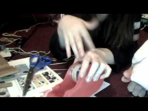 How to make : A flip camera for your webkinz