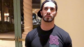 Seth Rollins opens up about his history with Triple H