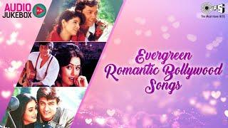 Evergreen Romantic Bollywood Songs | Audio Jukebox | 90