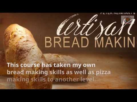 Peter Reinhart Discover Artisan Bread Everyday Video Course