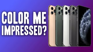 Apple iPhone 11 Event Reactions | Painfully Honest Tech