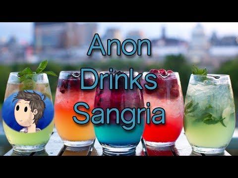 Anon Drinks Sangria