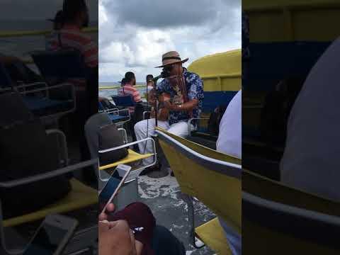 Isla Mujeres -ferry ride