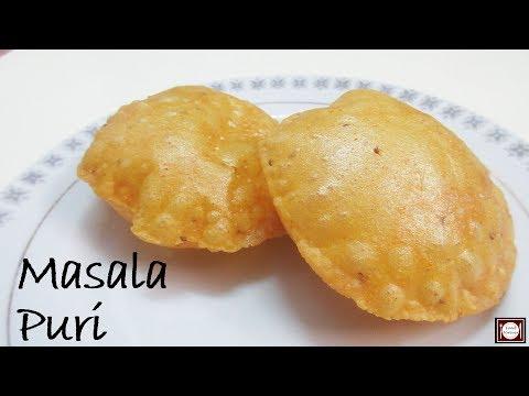 Masala Puri   मसाला पूरी रेसिपी   How to make Masala Puri   Puri Recipe   Food Forever