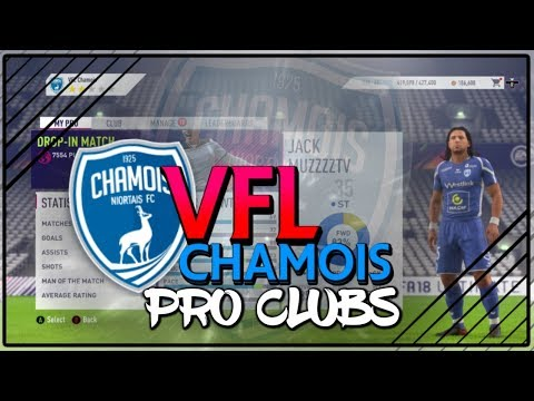 VFL PRO CLUBS TRIALS!! - ARE YOU GOOD ENOUGH? FIFA 18 PRO CLUBS