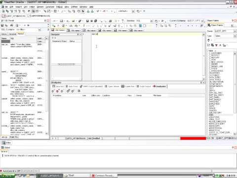 제3강좌  SQL작성