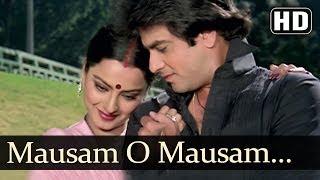 Mausam O Mausam Suhane (HD) - Judaai Songs - Jeetendra - Rekha - Asha Bhosle - Mohd Rafi