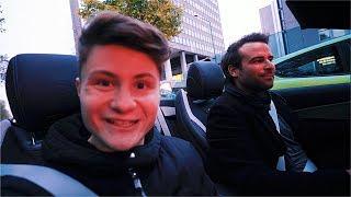 Er darf mein Auto fahren