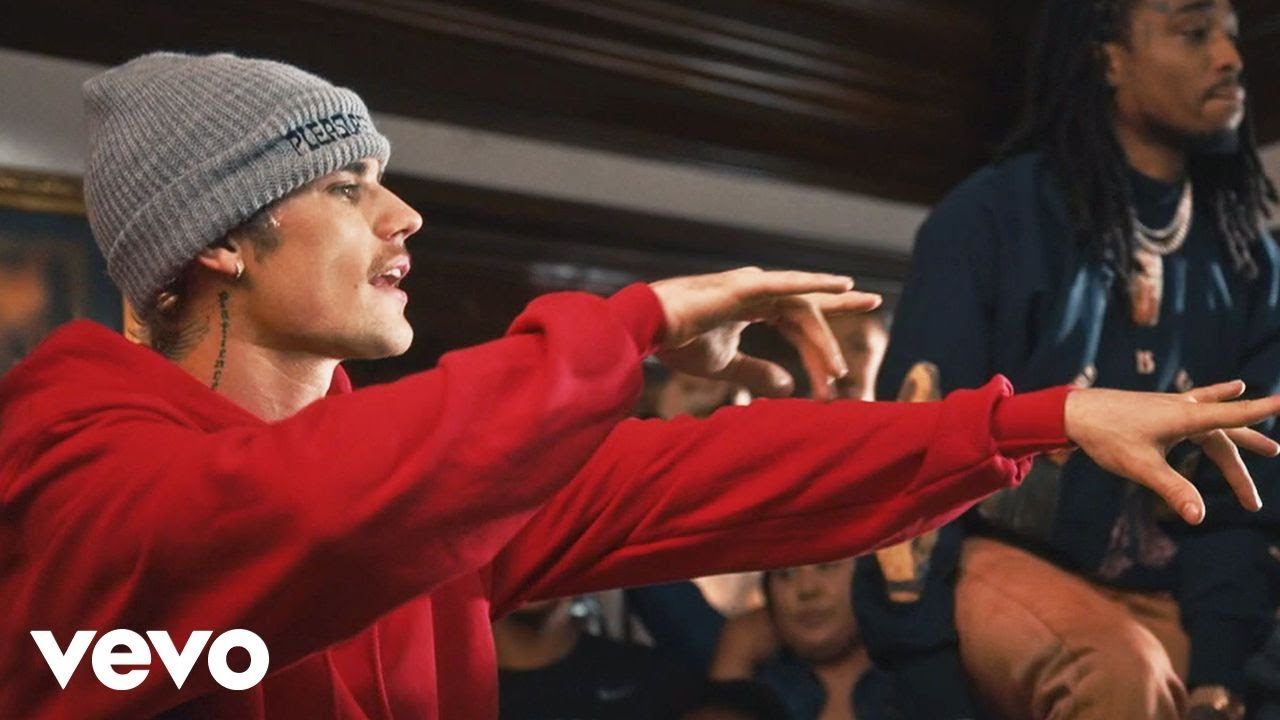 Justin Bieber - Intentions (feat. Quavo)