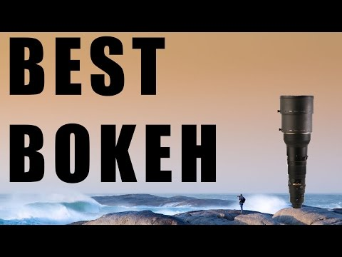 How to achieve the best bokeh ? [10 tips]