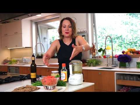 5 Minute Salmon Appetizer   4th of July   Smart Eating Show