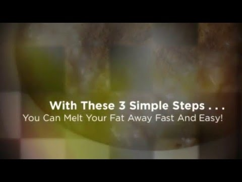 Lose Belly Fat Fast With Rapid Belly Melt