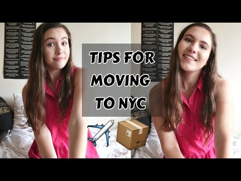 tips for moving to NYC I advice from an NYU transfer student