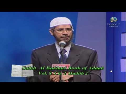 dont look at muslim by Dr. zakir naik women in islam