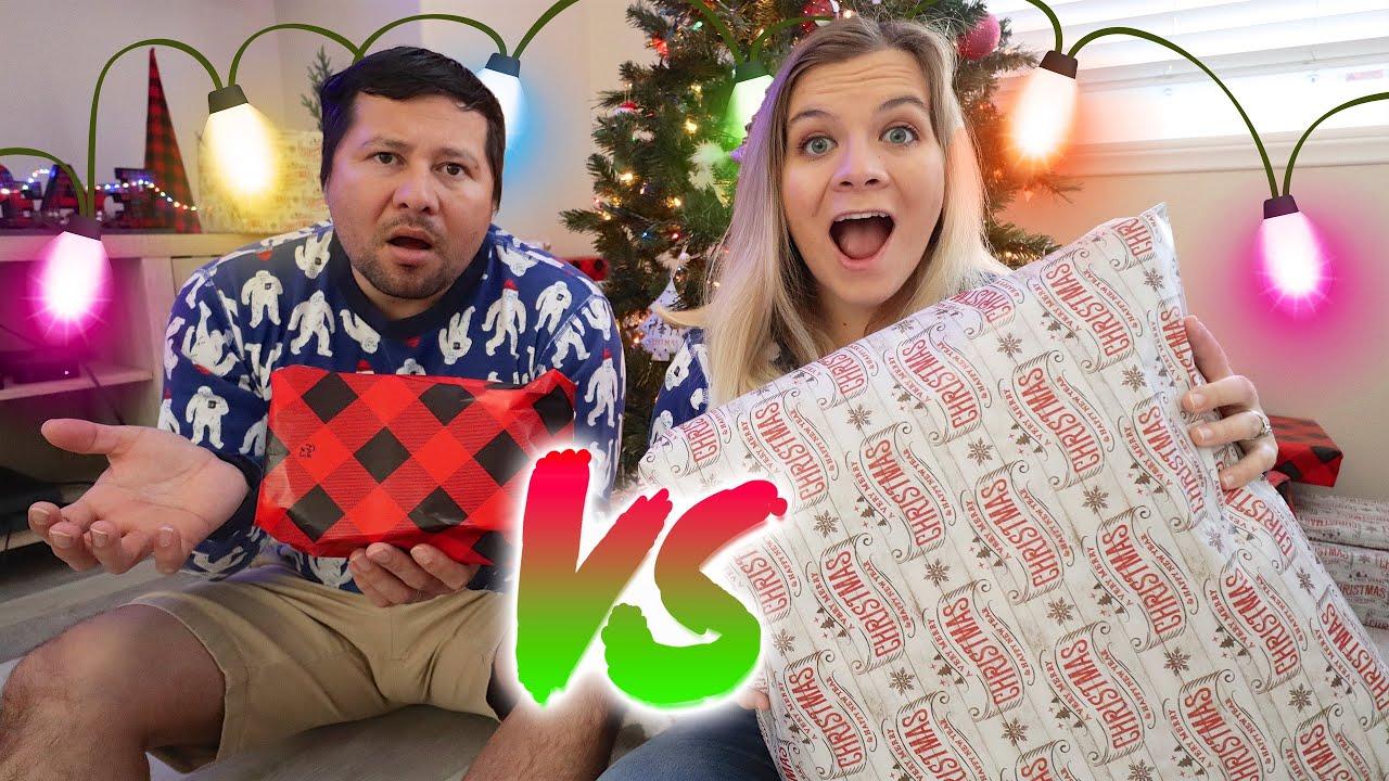 CHEAP VS EXPENSIVE CHRISTMAS PRESENTS CHALLENGE! 2020