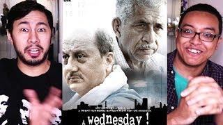 A WEDNESDAY   Naseeruddin Shah   Anupam Kher   Movie Review!