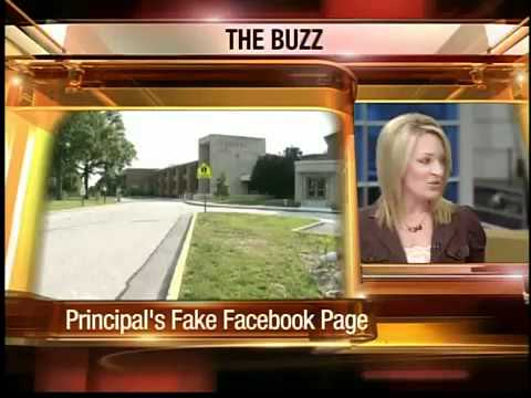 Principal creates fake Facebook page to keep tabs on student